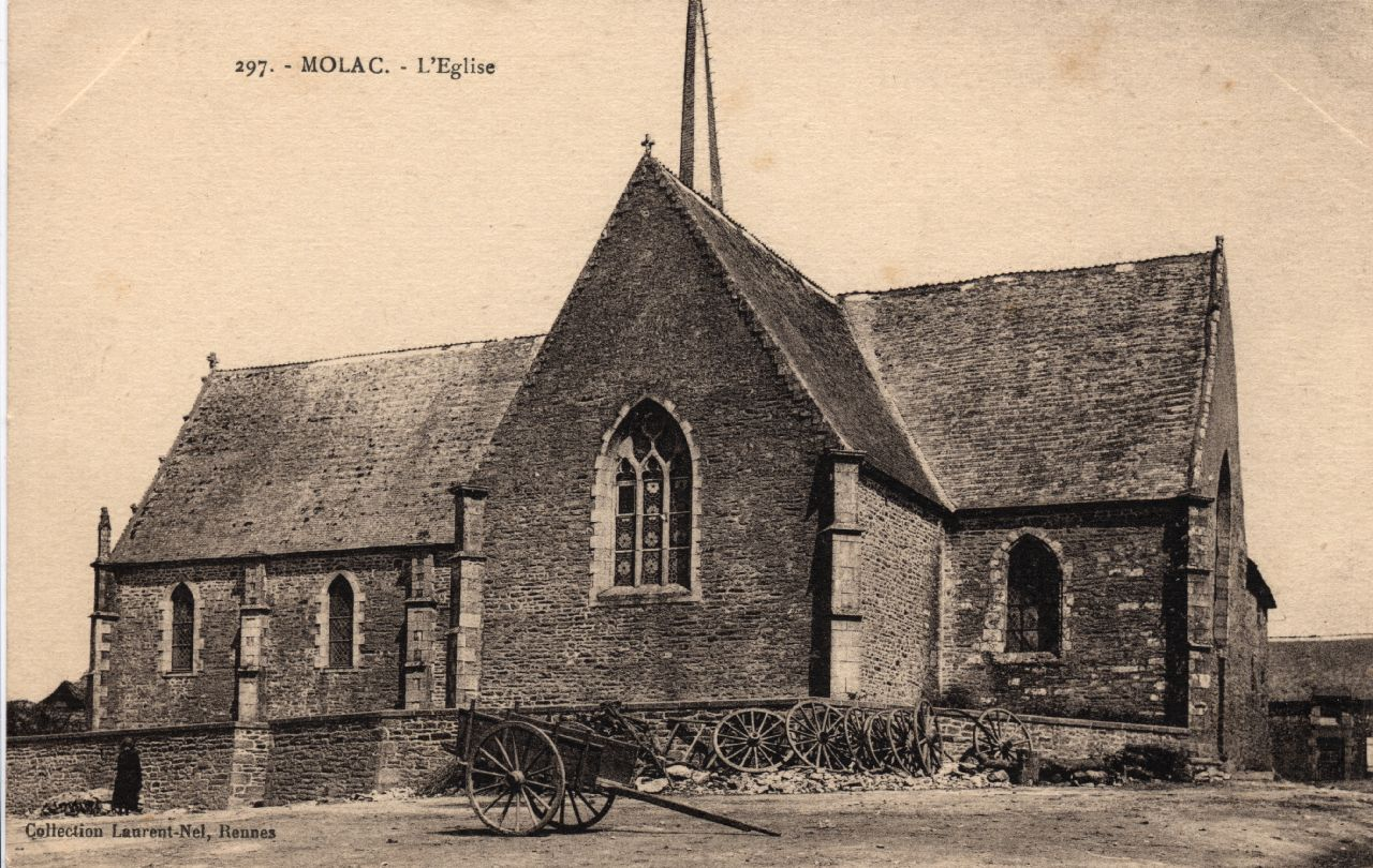 Molac - L'Eglise